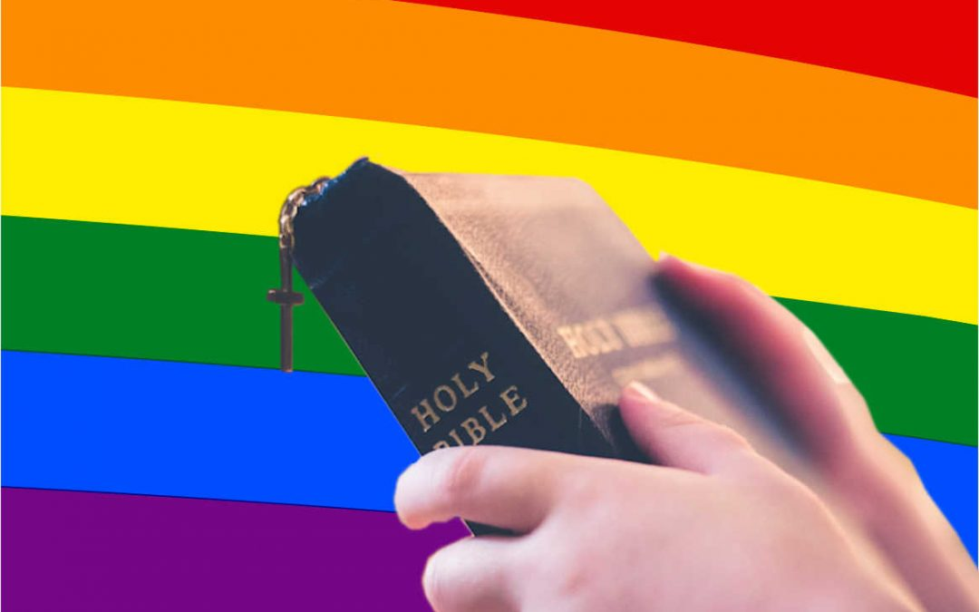 Why is being 'Gay' viewed by Christians as a sin?