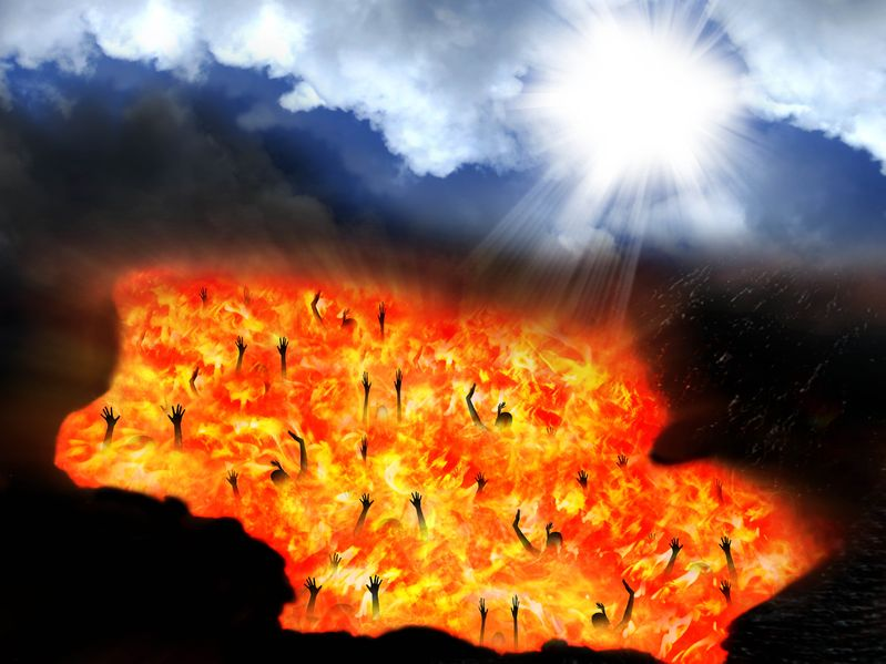 Will the 'lost or unsaved' have bodies in Hell or only tormented souls?