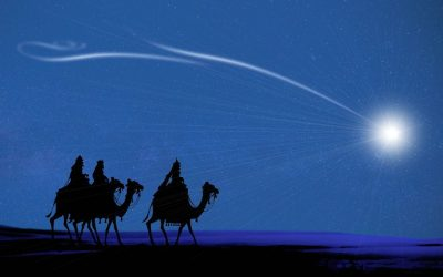 Who were the three kings from the Orient who visited baby Jesus?