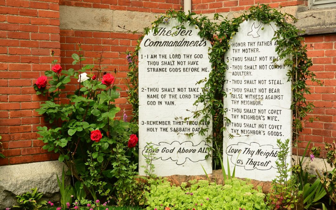 Does Keeping the 10 Commandments Lead to Salvation and Eternal Life?