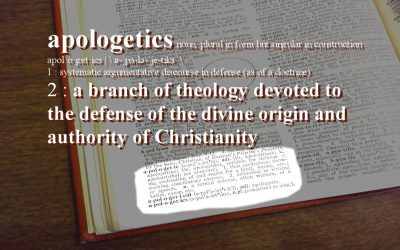 What is Apologetics?