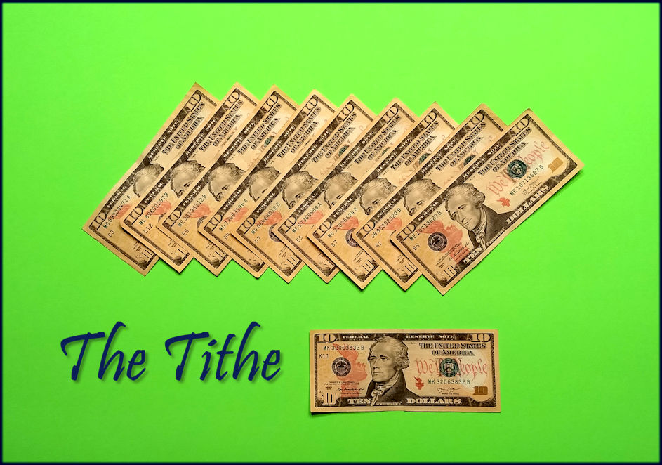 Should I tithe 10% of my income?